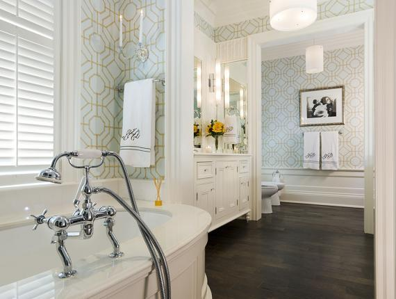HALL BATHROOM RENO INSPIRATION