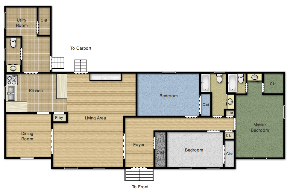 Home Ideas Cool Floor Plans