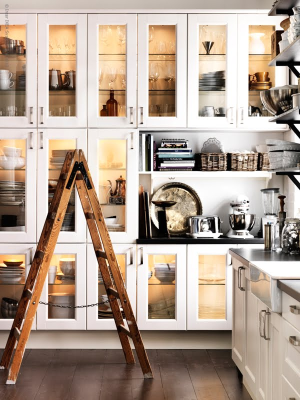 Ikea Kitchen Storage Cabinets