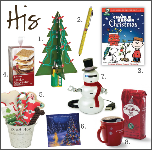 his favorites december HIS + HER FAVORITE THINGS