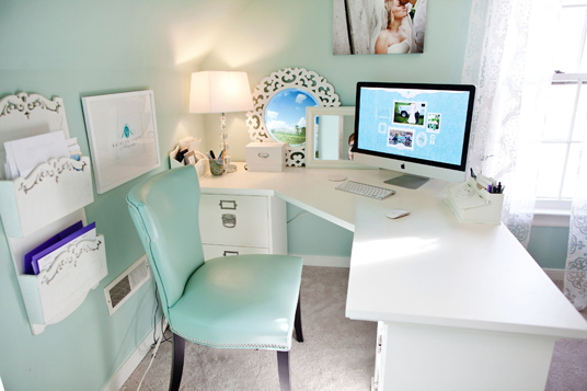Katelyn James Photography Branding 41 READER RENO: KATELYNS HOME OFFICE