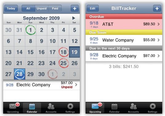 billtracker 11 THERES AN APP FOR THAT