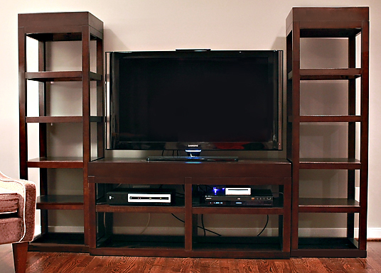 emptytvunit BECOME A STYLISH BOOKWORM
