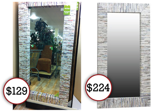 hg magmirror MY MOMMA TOLD ME, YOU BETTER SHOP AROUND