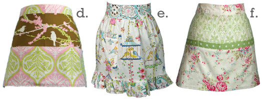 aprons21 CHANNELING YOUR INNER DONNA REED