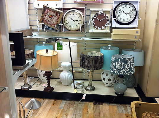 The clock is ticking 7th house on the left - Marshall home decor design ...