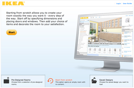 Ikea s virtual kitchen building tool 7th house on the left for Tutorial ikea home planner