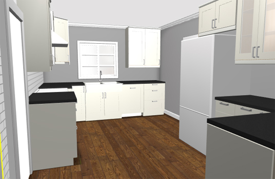 ikeakitchenrendering1 KITCHEN DILEMMAS