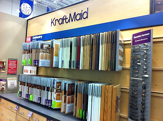 lowes kraftmaid YET ANOTHER KITCHEN UPDATE