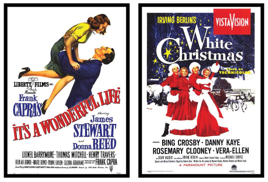 movieposterschristmas REEL ART: REVISITED