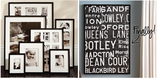 potterybarnposterframe REEL ART: REVISITED
