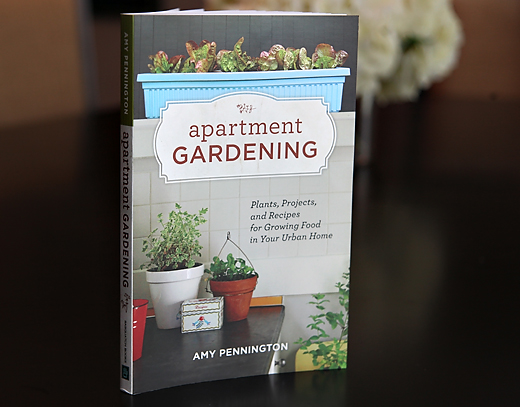 apartmentgardening GIVEAWAY: APARTMENT GARDENING