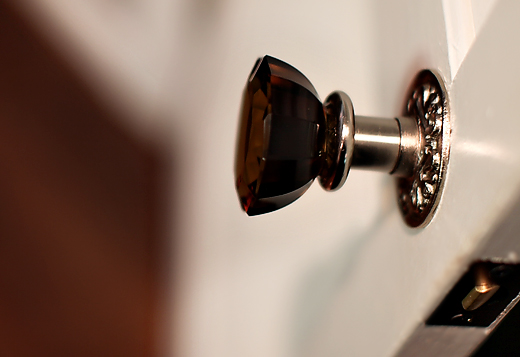 pantry doorknob