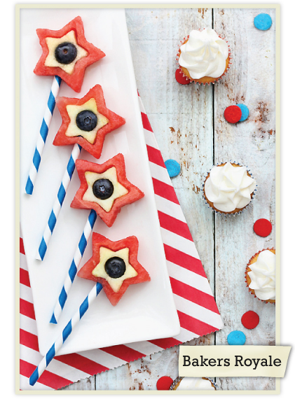 bakersroyale DIY: 4th OF JULY