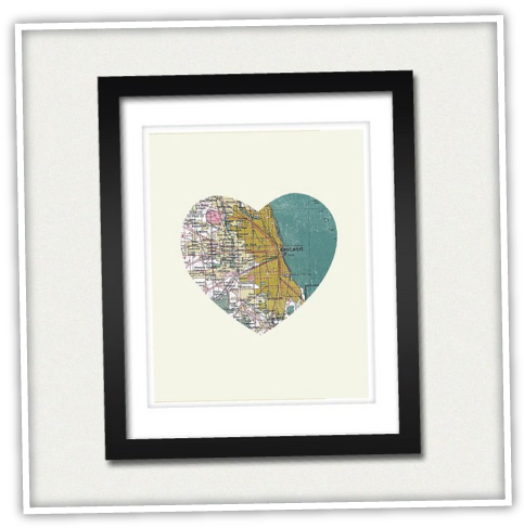 heartmapprint ETSY THURSDAY: TRAVEL PLANS?