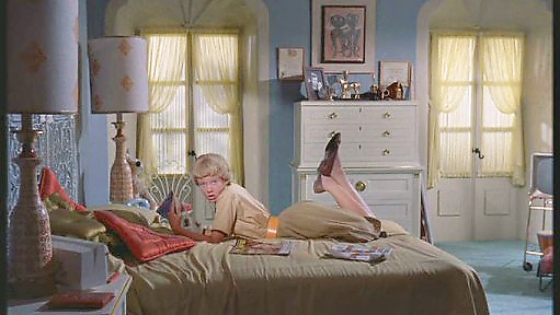 parenttrap bedroom 2 ON THE SET: THE PARENT TRAP