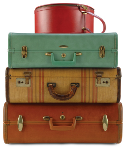 suitcases1 PRE VACATION CHECKLIST
