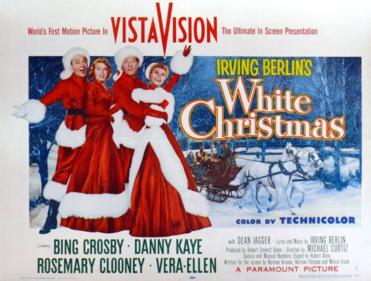 White Christmas CHRISTMAS IN JULY: MOVIE MAGIC