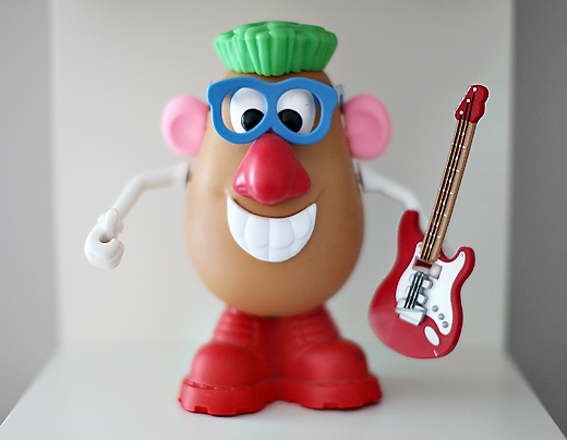 gregsofficepotatohead SHELF LIFE