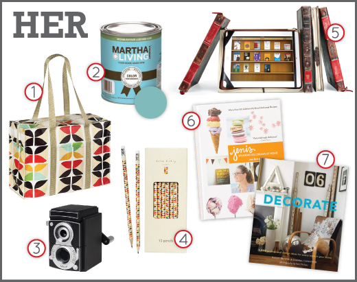 herfavoritethings august HIS + HER FAVORITE THINGS