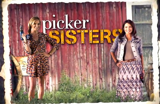 pickersisters title PICKING OUT A NEW FAVORITE
