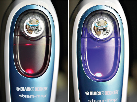 steammoplight GIVEAWAY: BLACK & DECKER STEAM MOP