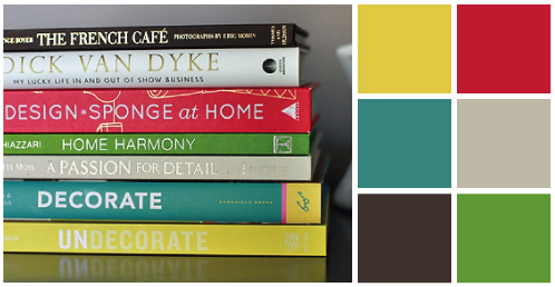 bookscolor MY AHA INSPIRATION MOMENT