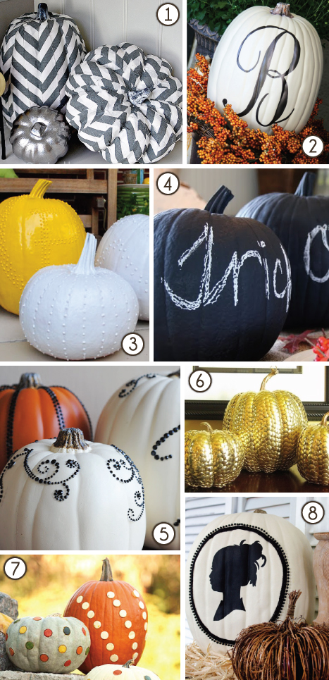 diy pumpkins