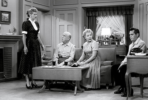 i love lucy apartment