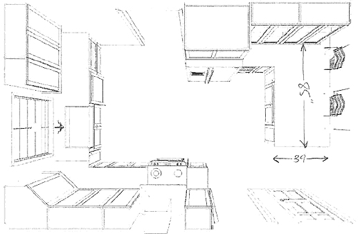 kitchen3 KITCHEN LAYOUT CONCEPT #639
