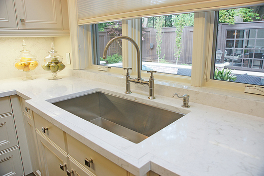 cambria COUNTERTOPS, TILE, & GROUT, OH MY!