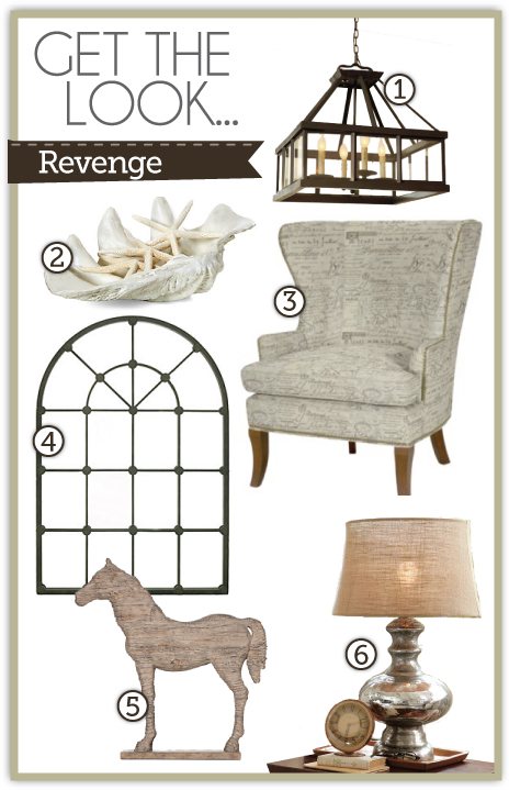 revenge victoria's chair