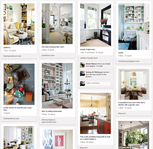 pinterest ONLINE DESIGN TOOL FAVORITES