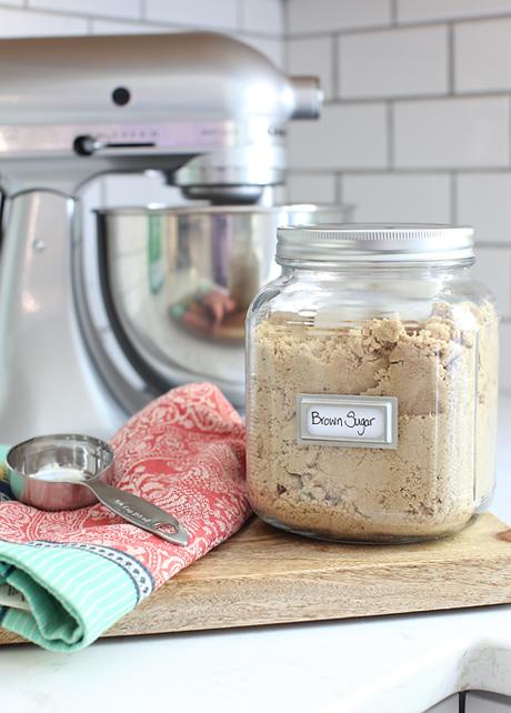 natural brown sugar saver