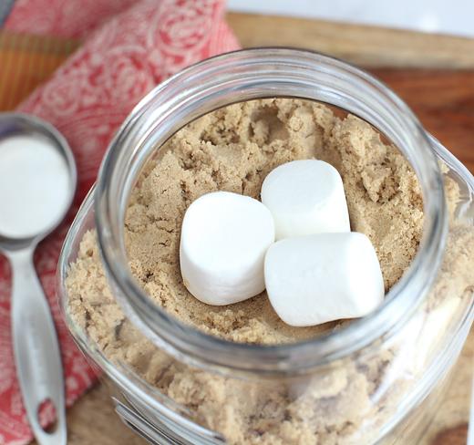brown sugar marshmallow