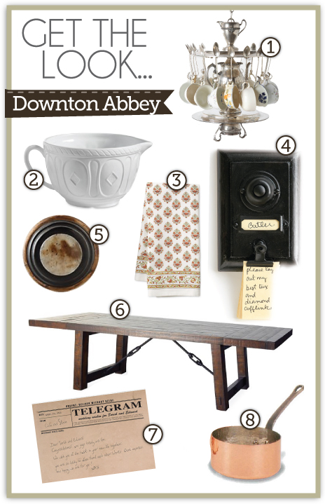 getthelook downtonabbey ON THE SET: DOWNTON ABBEY