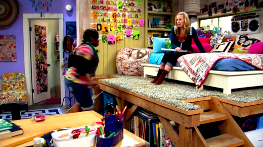 goodluckcharlie teddy2 ON THE SET: GOOD LUCK CHARLIE