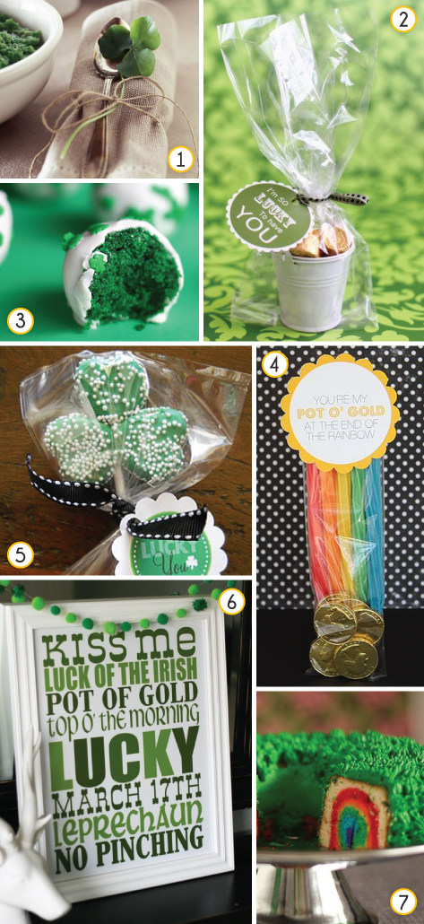 stpatricksday 7 LEPRECHAUN APPROVED PROJECTS