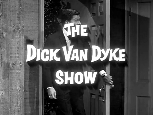dvds opening ON THE SET: DICK VAN DYKE SHOW
