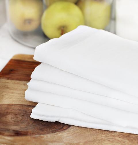 real simple flour sacks