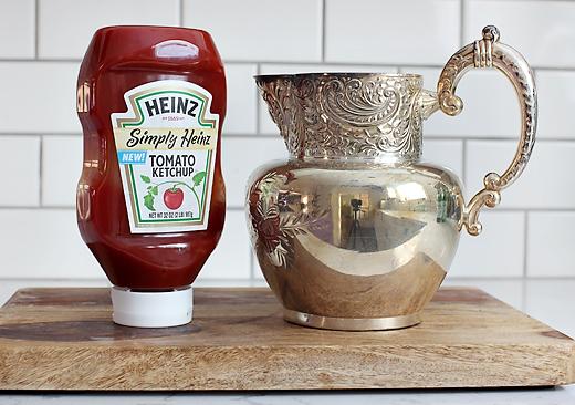 ketchup silver