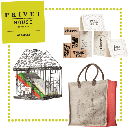 privethouseprize GIVEAWAY: THE SHOPS AT TARGET