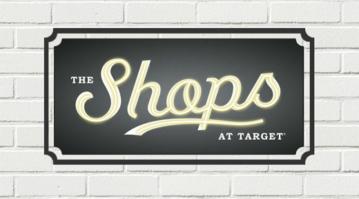 shops GIVEAWAY: THE SHOPS AT TARGET