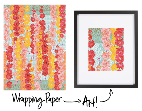 wappingpaperart PRETTY PAPERS