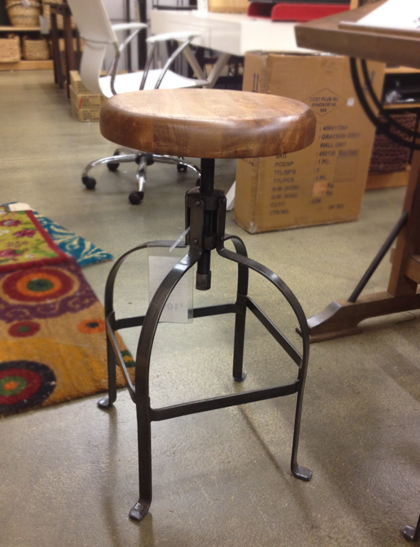 worldmarket barstool A WHOLE NEW WORLD