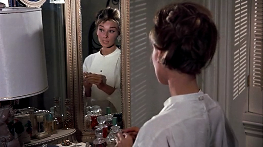 breakfast at tiffanys vanity