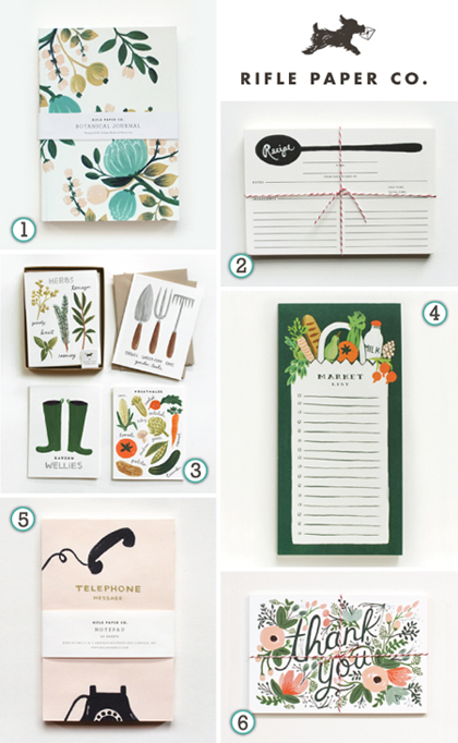 riflepapergiveaway1 GIVEAWAY: RIFLE PAPER CO.