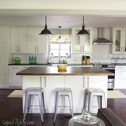 KitchenFront READER RENO: JESSIES KITCHEN RENOVATION
