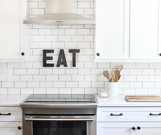 7th House on the Left | Kitchen Letters