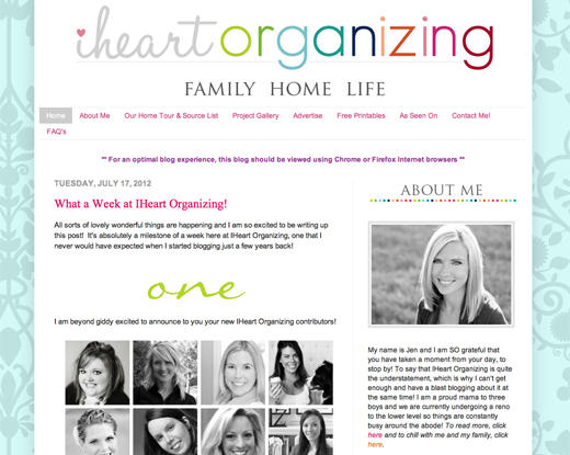 iheartorganizing EXTRA, EXTRA, READ ALL ABOUT IT!